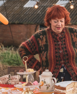 Jo Brand - Gate Director, Keith English, Makes His Cinematic Debut with The More You Ignore Me.
