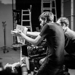 Simon Mulvaney Returns to the Gate Films
