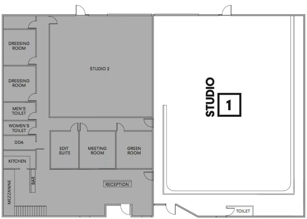 Studio 1 Blueprint