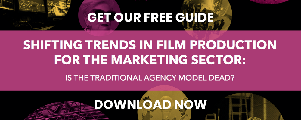 Download our guide: Shifting trends in film production for the marketing sector